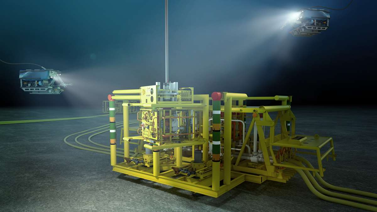 Subsea Trees Aker Solutions