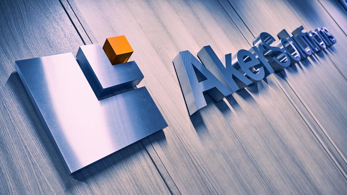 Aker Solutions companies Logo