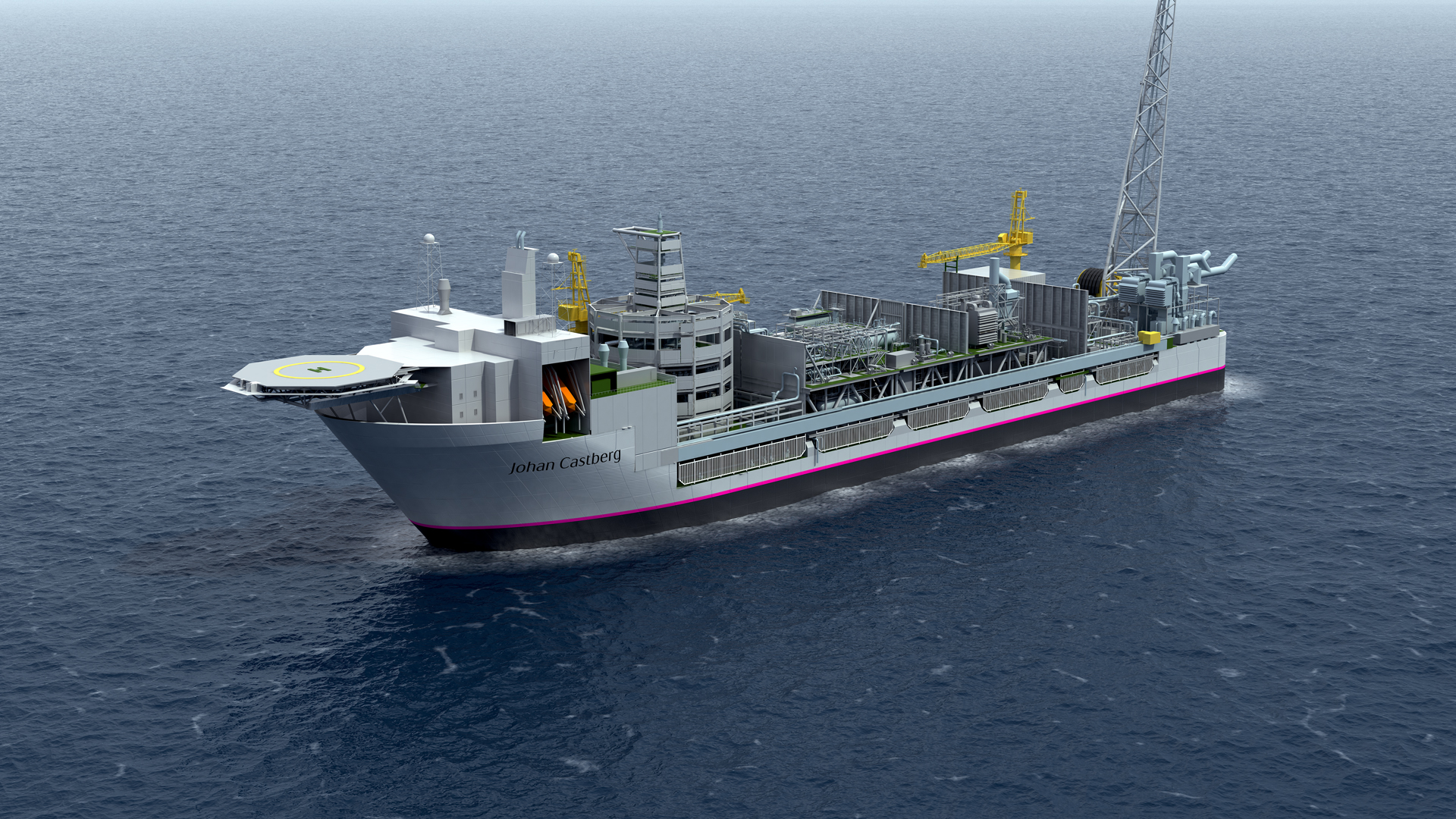 Aker Solutions to Deliver Modules for Johan Castberg FPSO