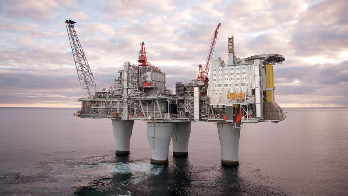 Photo: Øyvind Hagen / Statoil.