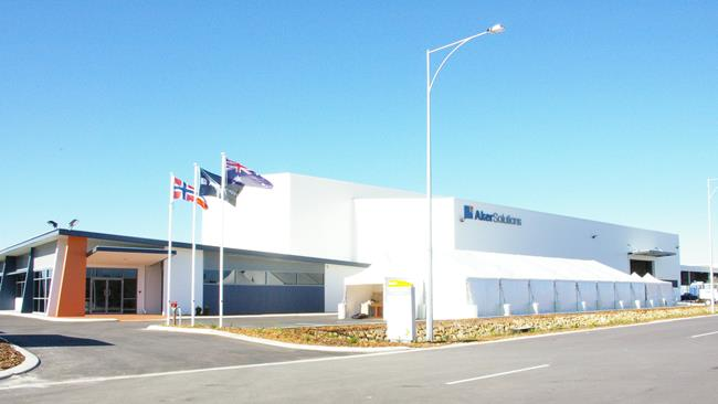 Offices aker solutions for 42 terrace road east perth