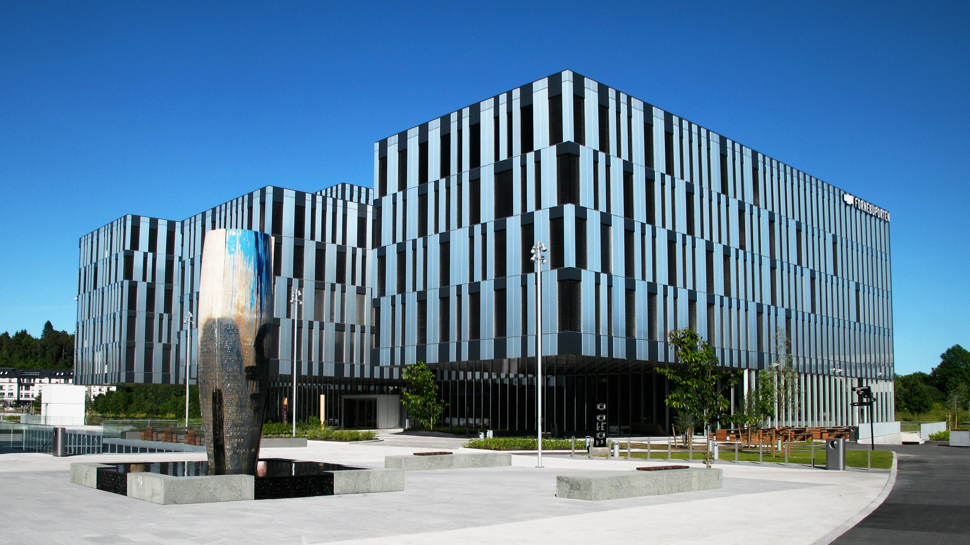 Fornebu HQ