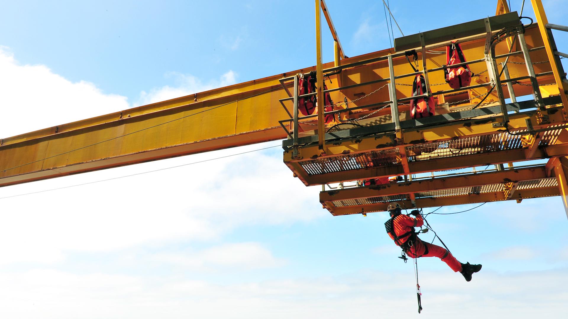 Brunei Shell Petroleum - Maintenance and Modification