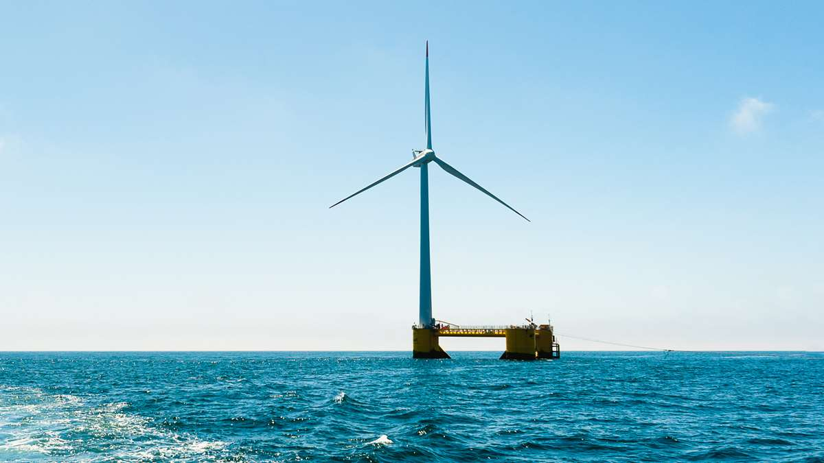 Aker Solutions Expands Into Offshore Floating Wind Aker