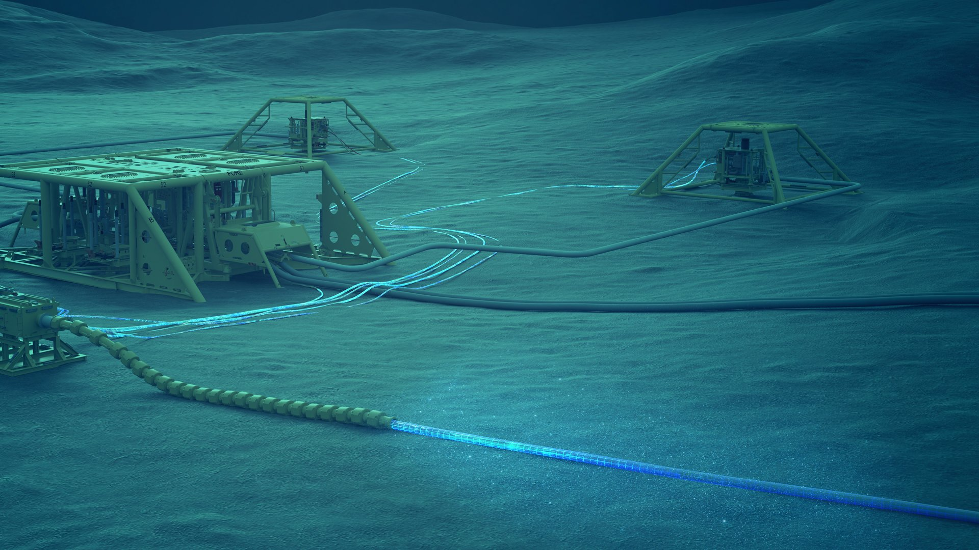 Subsea Power Distribution Systems   Aker Solutions