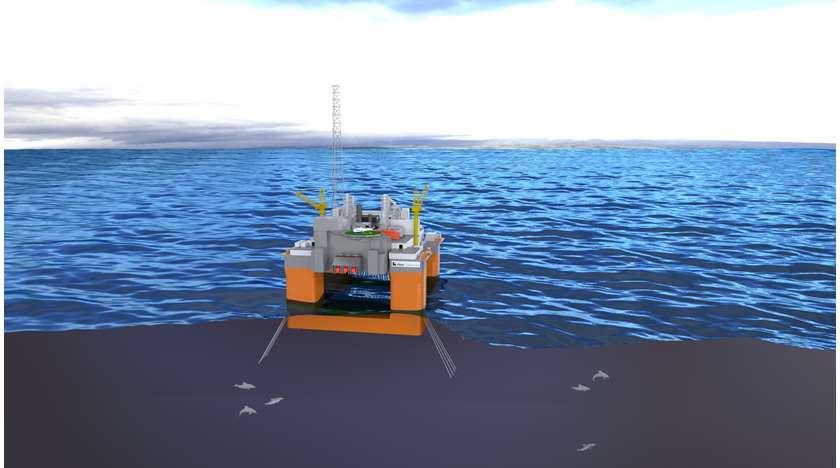 Floater Designs | Aker Solutions
