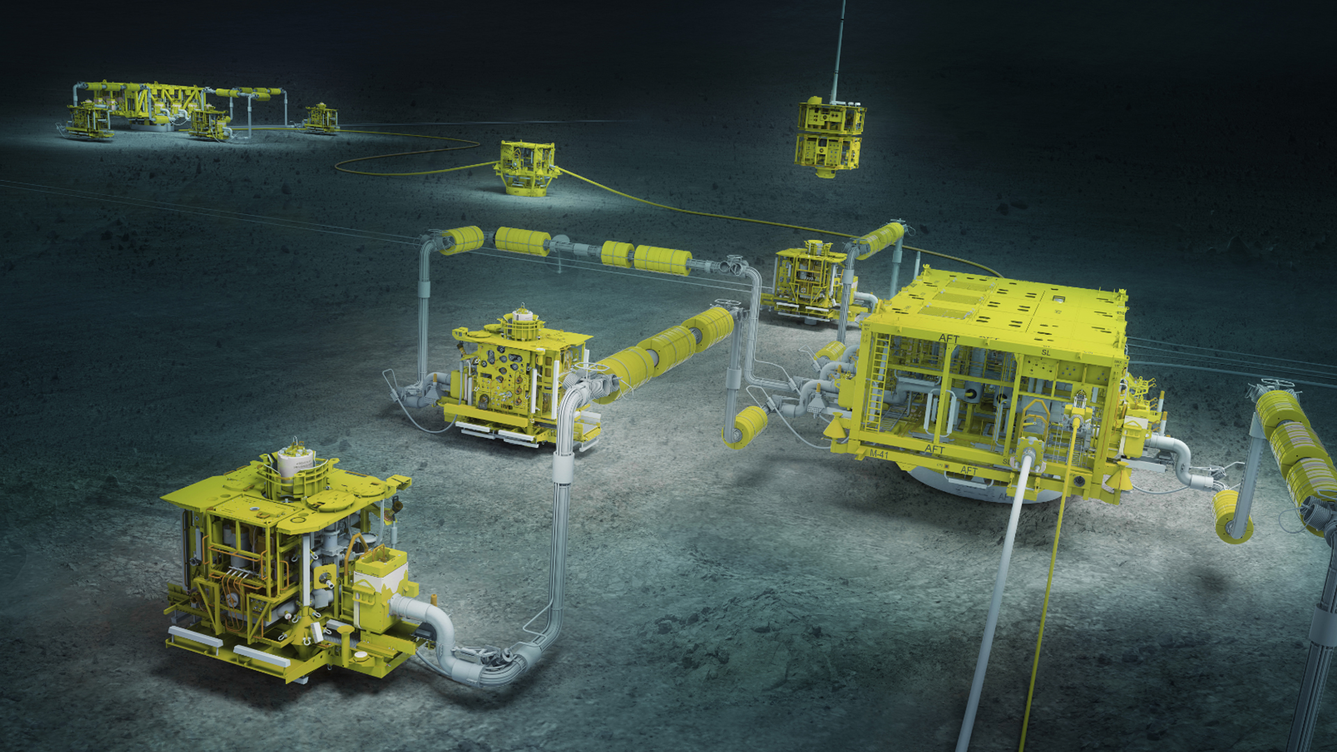 Aker solutions subsea